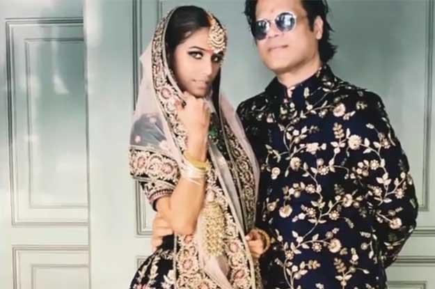 poonam pandey married image